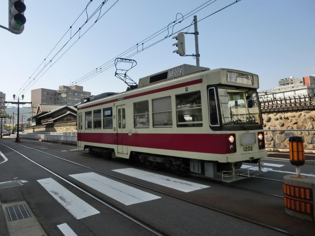 長崎電気軌道