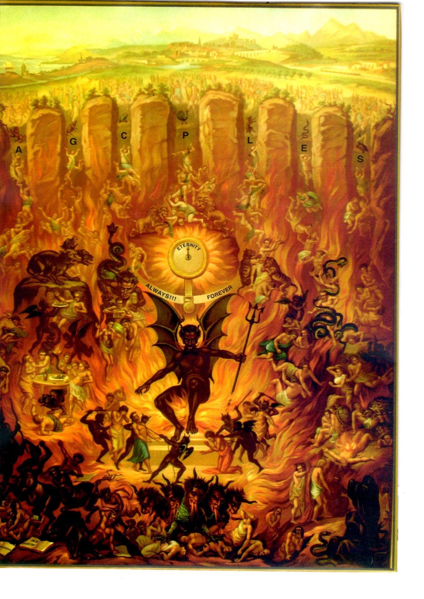 地獄の様子 19/68 - TRUE TRAD JAPAN, SSPX Resistance