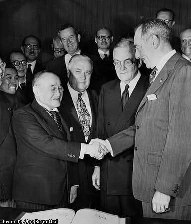 サンフランシスコ 平和 条約 と は