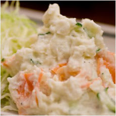 「ポテトサラダの具、何入れる? ←この記事」の質問画像