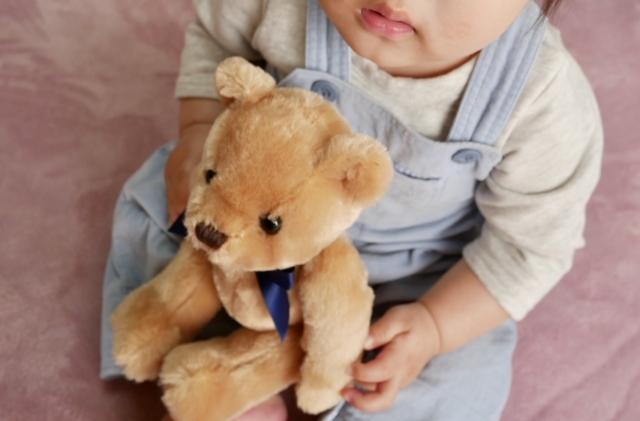 teddybear-oyako